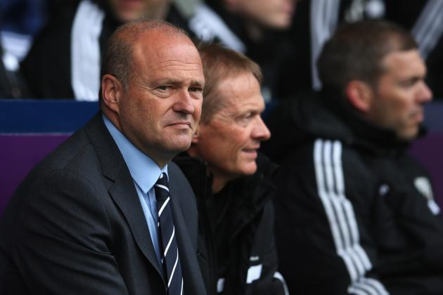 Pepe Mel Leaves West Bromwich Albion by Mutual Consent