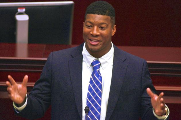 Jameis Winston's Father Wants FSU to Have Somebody Around His Son 24/7