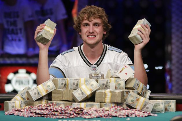 2014 World Series of Poker Already Getting Wagering Action