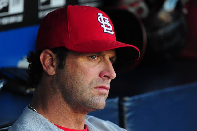 Cardinals Manager Mike Matheny Is Sick of Playing on Sunday Nights