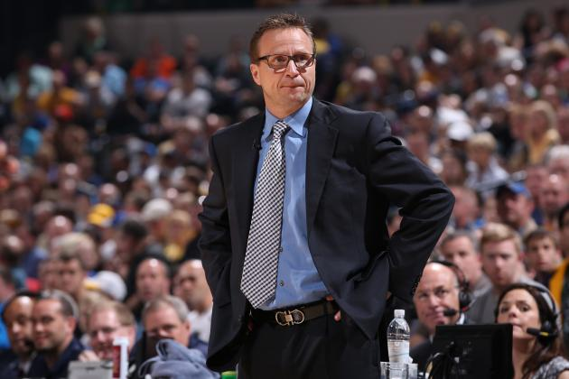 Is Scott Brooks Coaching for His Job vs. Los Angeles Clippers?