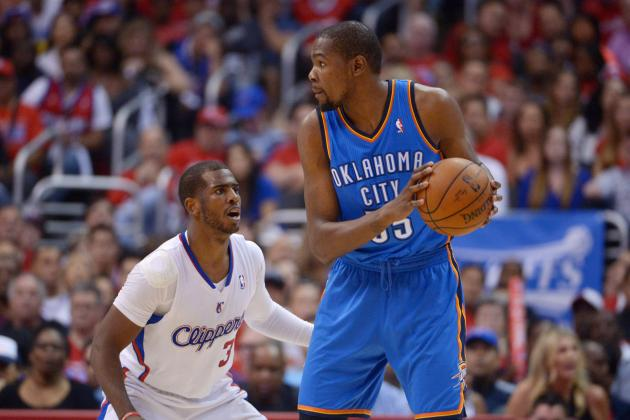 NBA Playoffs 2014 Predictions: Picks and Odds for Updated 2nd-Round Bracket