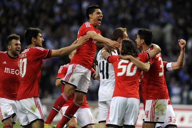 Europa League Final 2014: Latest Form Guide, Prediction for Sevilla vs. Benfica