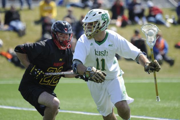 NCAA Lacrosse Tournament 2014: Quarterfinal Bracket, Schedule, Round 1 Results