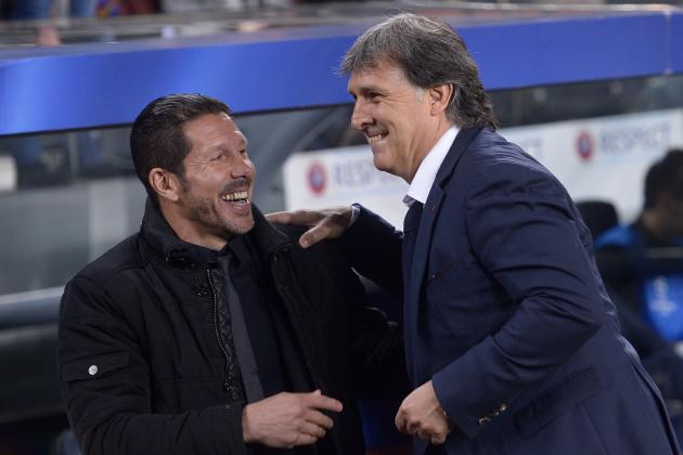 Can Tata Martino End His Season the Way He Started It?