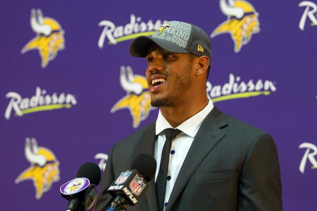 Debate: Which Vikes Rookie Will Have the Best 2014 Season?