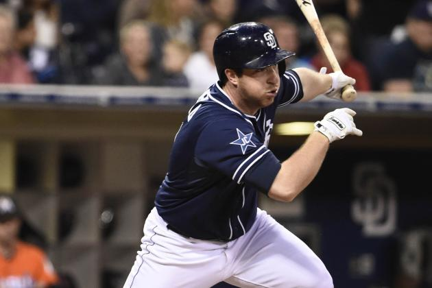 Betting on Rebounds for Gyorko, Headley