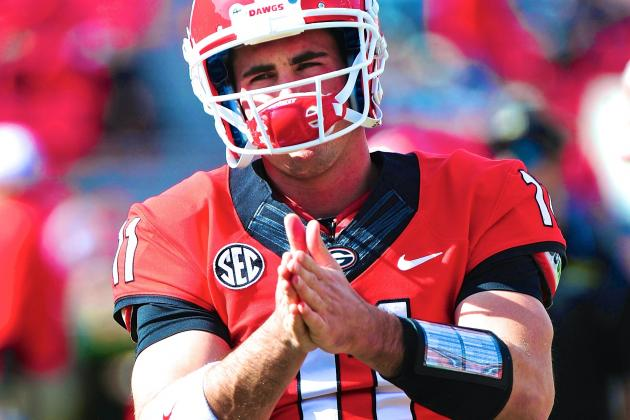 Star QBs Falling in the NFL Draft Shouldn't Reflect Negatively on SEC Football