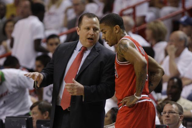 Point Guard Whisperer Tom Thibodeau's Next Act Is Reviving Derrick Rose's Career