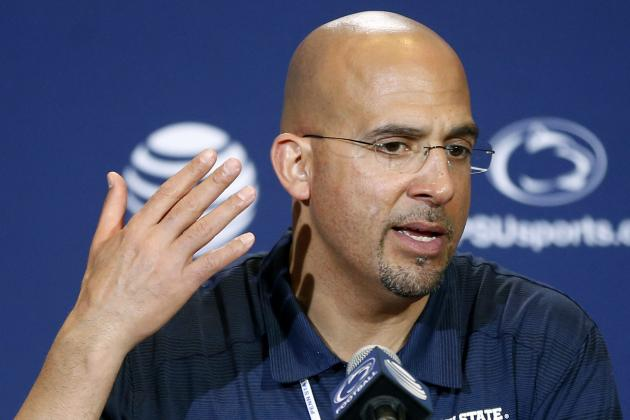 James Franklin Making Life Difficult for Urban Meyer and the Buckeyes