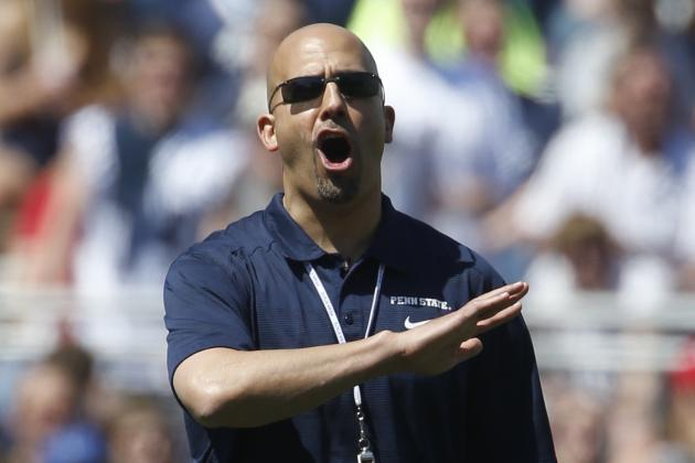 James Franklin Deliver East Stroudsburg University Commencement Speech.