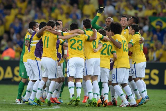 World Cup Favorites 2014: Latest Odds, Top Teams, Players and Form Guide