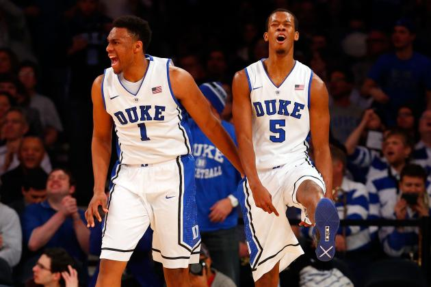 Rodney Hood to Compete at NBA Draft Combine, Jabari Parker Will Not