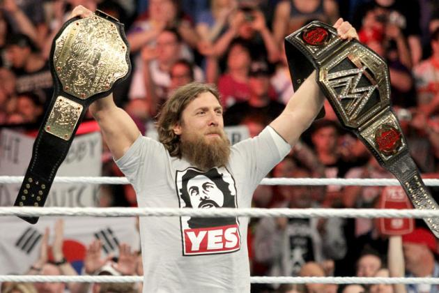 Analyzing the Biggest Threats to Daniel Bryan's WWE Title
