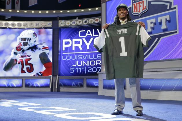 2014 NFL Draft: Breaking Down the AFC East Post-Draft