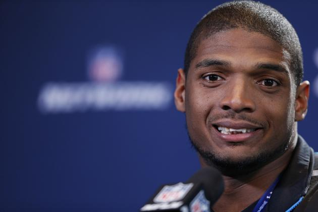 Michael Sam's Agent Speaks Out on Homophobic Reaction to NFL Draft Kiss