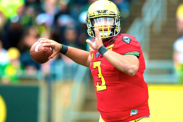 QB Jake Rodrigues to Transfer from Oregon Ducks