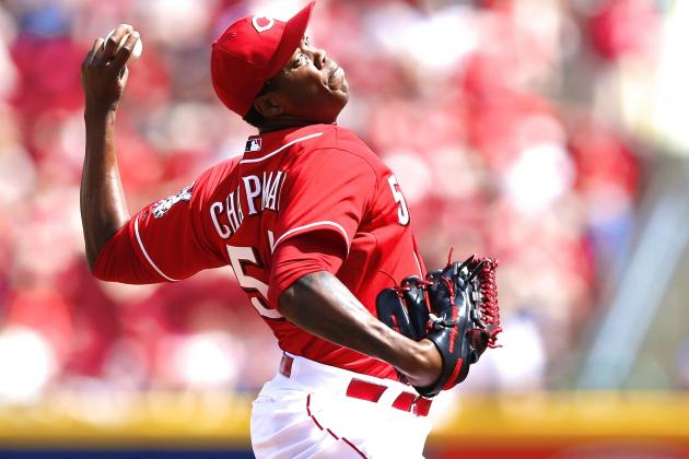 How a Dominant Aroldis Chapman Could Shake Up the NL Race