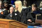 Elin Talks Tiger Divorce in Grad Speech