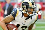 Rams' WR Stedman Bailey Suspended 4 Games