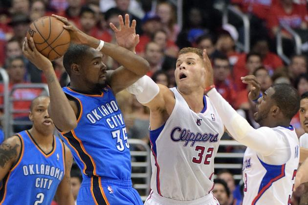 OKC Thunder vs. Los Angeles Clippers: Who Has the Edge in Best-of-3 Series?
