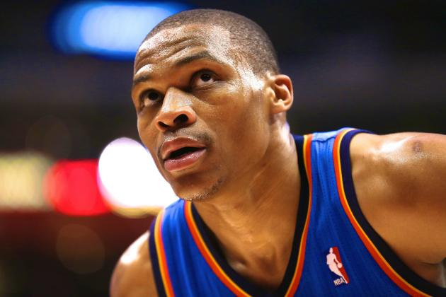 Russell Westbrook Accuses Los Angeles Clippers of Being Floppers