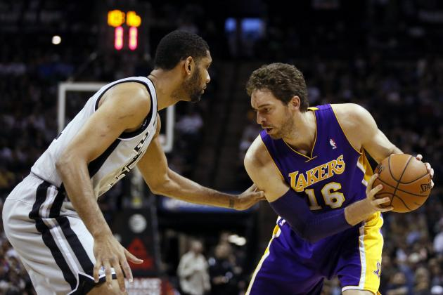 Pau Gasol and San Antonio Spurs Are Free-Agency Match Made in Heaven