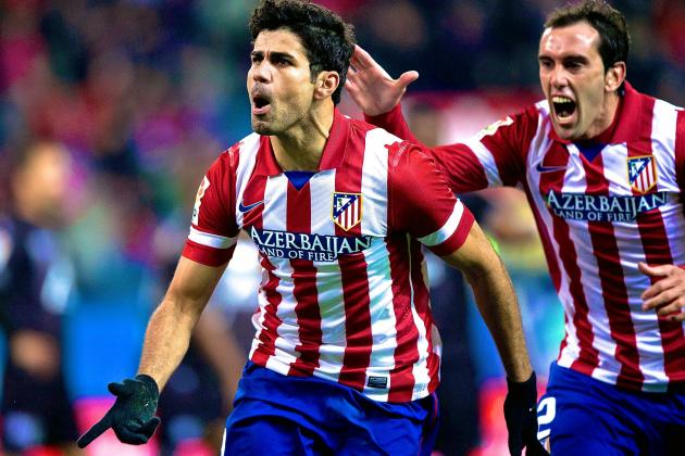 Diego Costa Transfer Rumours: Latest Gossip Surrounding Atletico Madrid Star