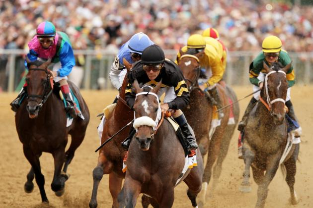 Preakness 2014 Post Time: Live Stream and TV Schedule for Draw
