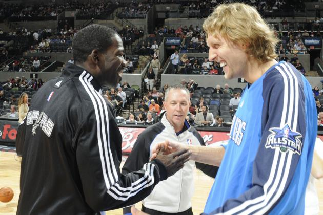 Michael Finley Thinks Dirk Nowitzki's Presence Can Still Lure Big Names...