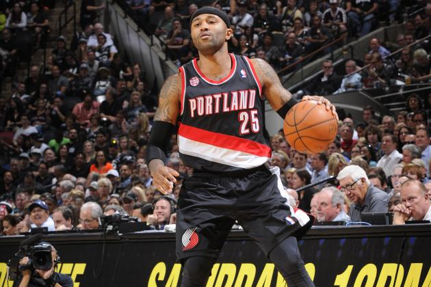 Blazers-Spurs: Mo Williams Not Likely to Play in Game 4