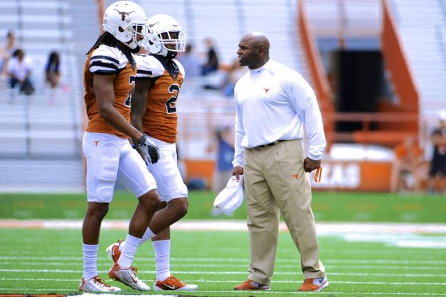 Does Texas Football Have the Talent to Rebound at the 2015 NFL Draft?