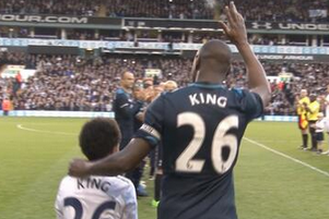 Ledley King's Guest XI Triumph in Testimonial Match at White Hart Lane