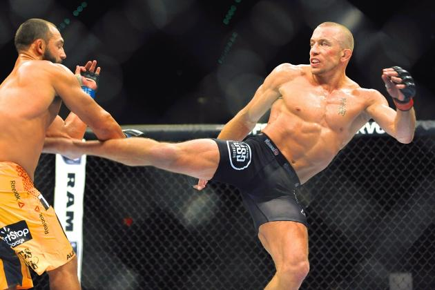 GSP to Star in 'Kickboxer' Remake with WWE's Dave Bautista