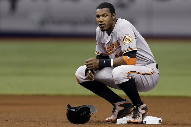 Orioles' Adam Jones Surpasses 500 Career RBI Sunday