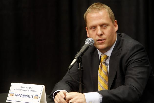 Denver Nuggets General Manager: Team Is 'Open for Business' on Trade Market