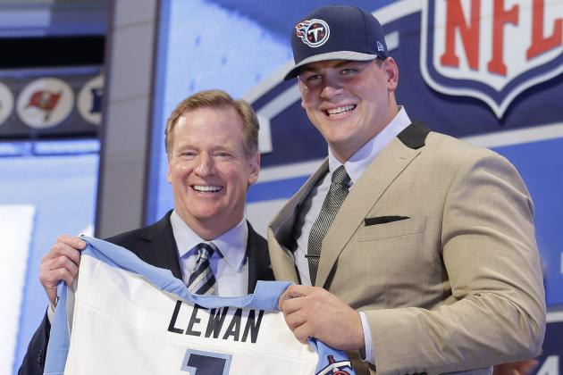 NFL Draft Results 2014: Full Grades for League's Best and Worst Draft Classes