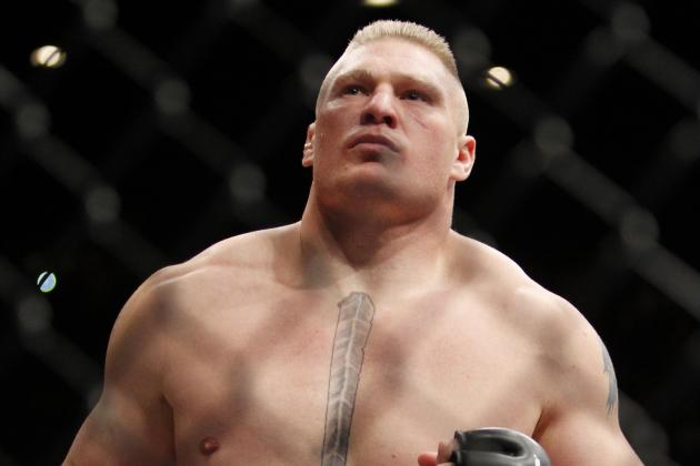 Brock Lesnar's Concern for Pat Barry Should Not Be Taken Lightly