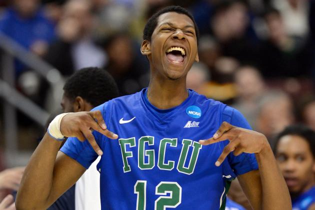 Report: Tennessee Lands FGCU Transfer Eric McKnight
