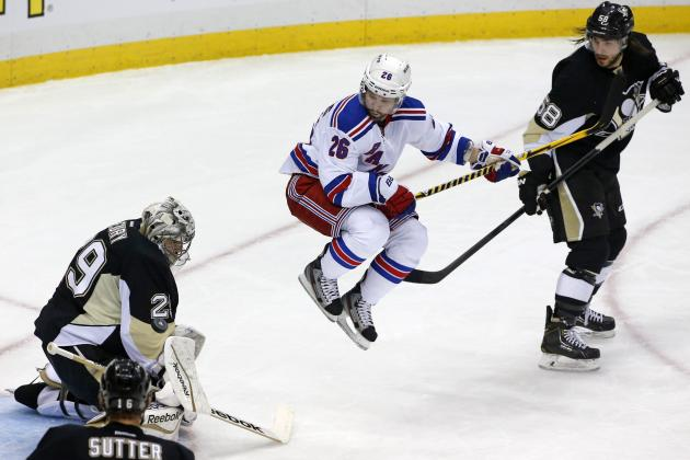 Rangers vs. Penguins: 5 Reasons Why the New York Rangers Can Win Game 7