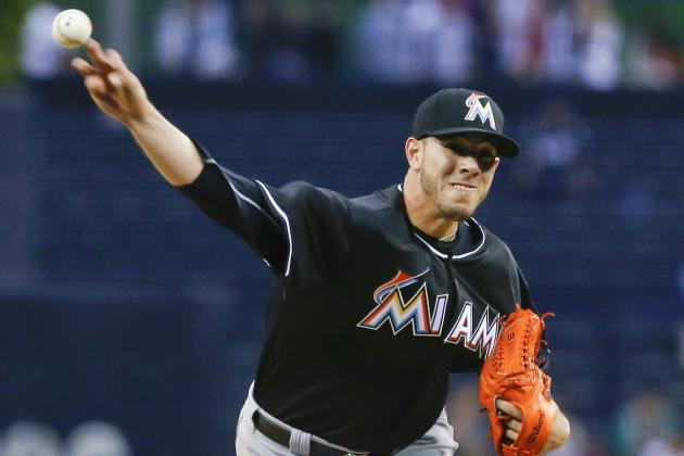 Marlins Send Jose Fernandez to DL, Diagnosed with Sprained Elbow