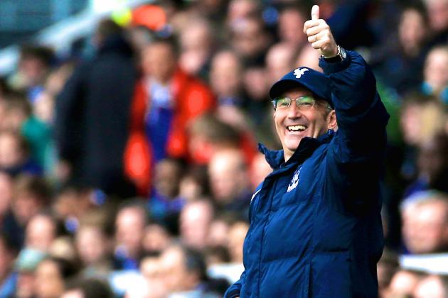 Tony Pulis Named 2013-14 LMA Premier League Manager of the Year