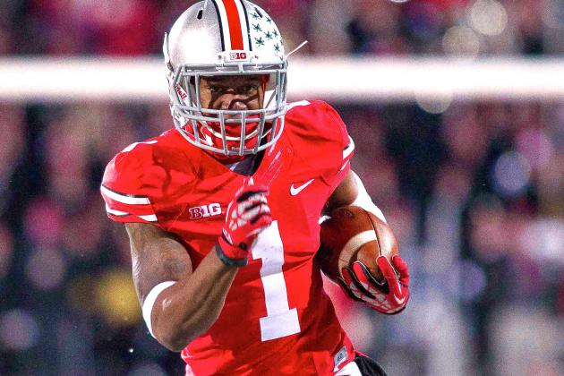 Ohio State Football: How Dontre Wilson Can Go from Decoy to Percy Harvin 2.0