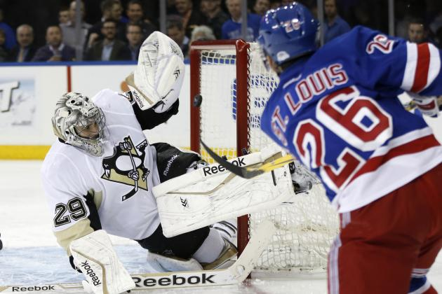NHL Playoffs 2014: Schedule and Predictions for Tuesday's Updated Bracket
