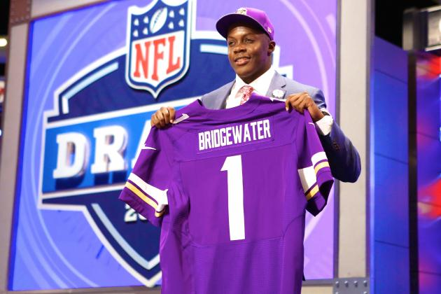 Vikings Have Nothing to Lose by Starting Teddy Bridgewater from Day 1