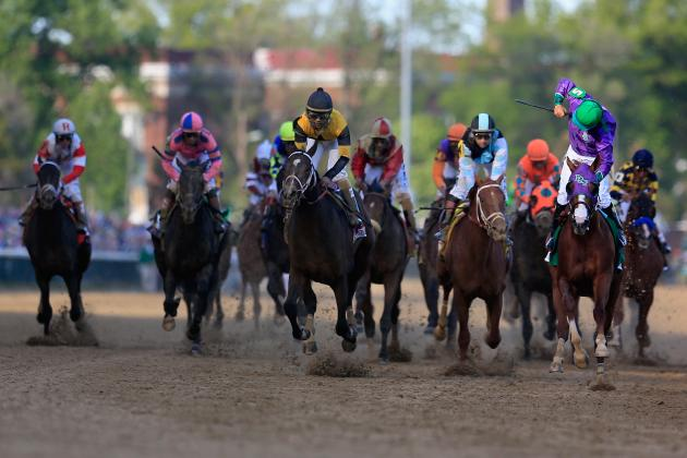 Preakness Draw 2014: Full Schedule and Live Stream Info for Post Position Reveal