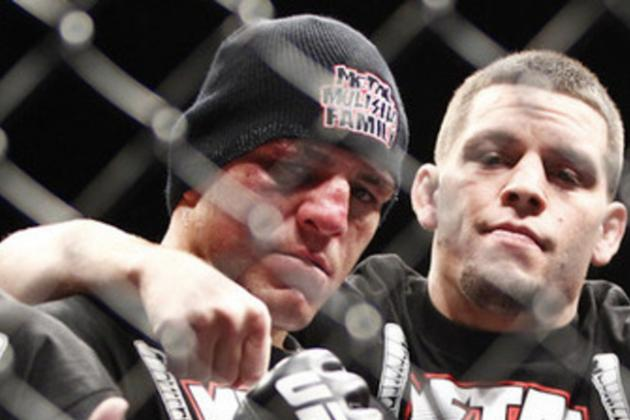 Dana White: UFC 'Gonna Keep Rolling' Without Nick and Nate Diaz
