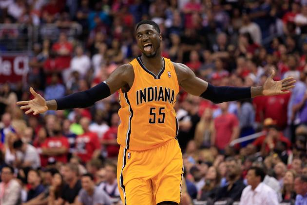 Should Indiana Pacers Look to Trade Roy Hibbert This Summer?