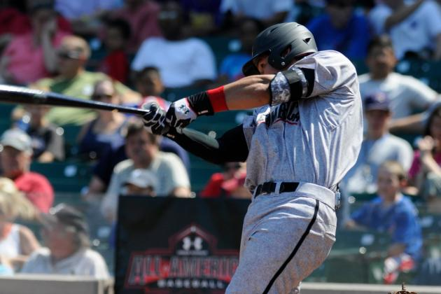 Alex Jackson: Prospect Profile for Seattle Mariners' 1st-Round Pick