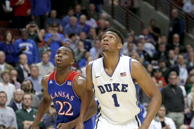 NBA Mock Draft 2014: Latest 1st-Round Projections as Lottery Approaches